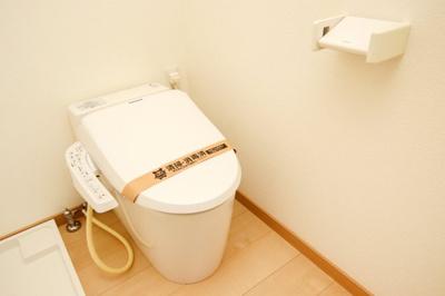 【トイレ】アーバンステージ池上B棟