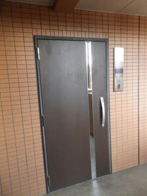【玄関】スカイコート大森第5