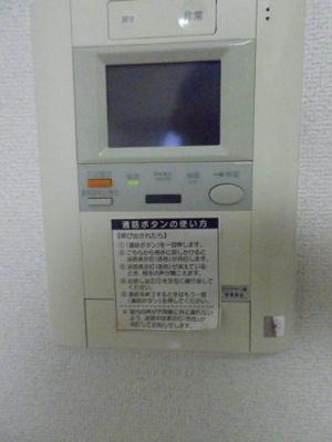 【セキュリティ】スカイコート大森第5