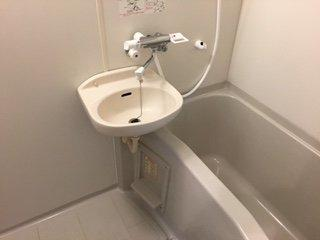 【浴室】ルーブル中馬込 壱番館