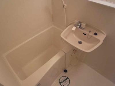 【浴室】サンテミリオン品川戸越