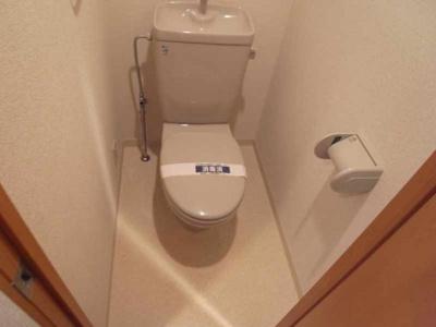 【トイレ】サンテミリオン品川戸越