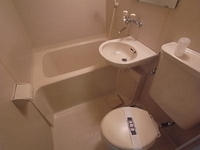 【浴室】大森タウンビル