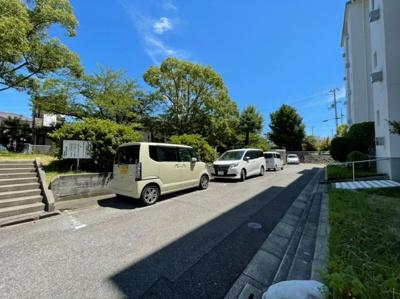 【駐車場】垂水高丸住宅1号棟