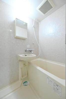 【浴室】ルーブル蒲田伍番館