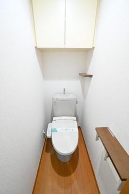 【トイレ】ルーブル蒲田伍番館