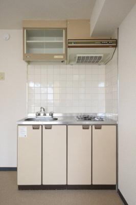 【キッチン】GSハイム麻布十番東山