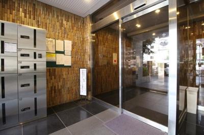 【エントランス】GSハイム麻布十番東山