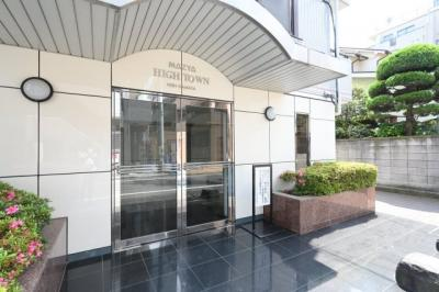 【エントランス】ハイタウン西蒲田