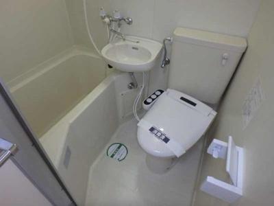【浴室】菱和パレス平和島