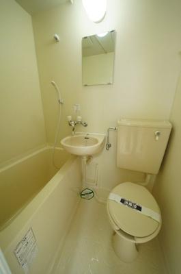 【浴室】マーキュリーパレス