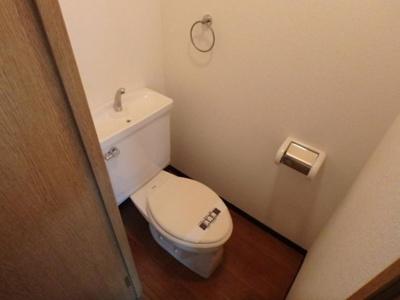 【トイレ】ウィステリアパッセ
