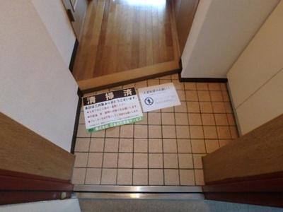 【玄関】ウィステリアパッセ
