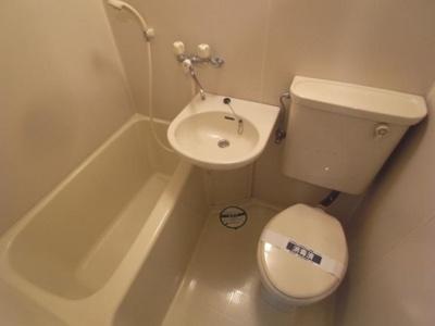 【浴室】ワコーレ西馬込