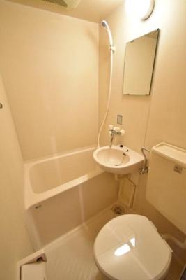 【浴室】ミリオンコート池上