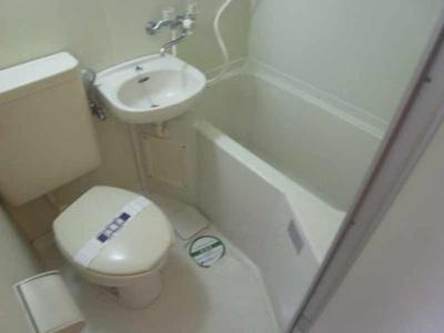 【浴室】スカイコート戸越銀座
