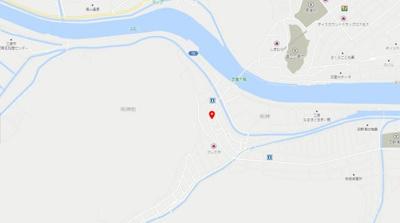 【地図】明神 売アパート