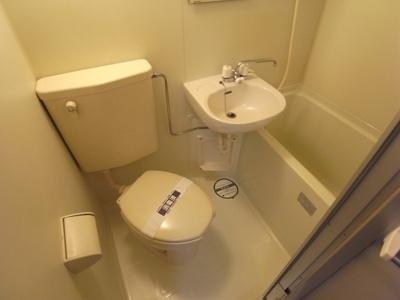 【浴室】日神パレステージ大森第2