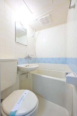 【浴室】ルーブル大井町