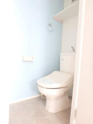【トイレ】ラブレ下丸子