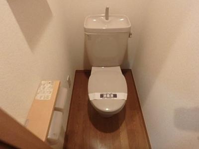 【トイレ】ルーブル学芸大学弐番館