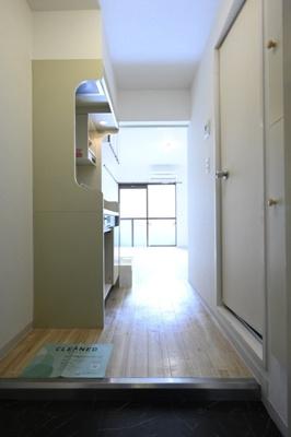 【玄関】メゾン・ド・ポルトレー