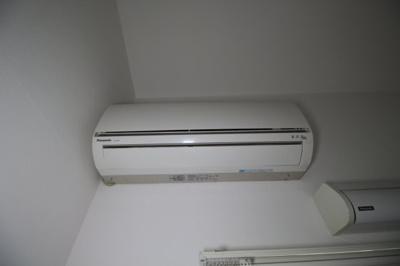 エアコン 写真は別室です