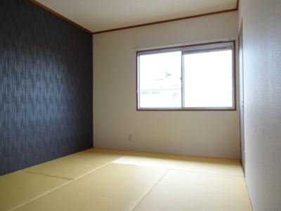 【寝室】コーポラス当新田 B棟