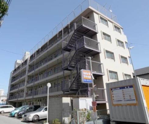 【外観】東洋シーサイドハイム