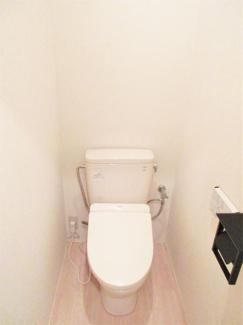 【トイレ】ルバンシス山手