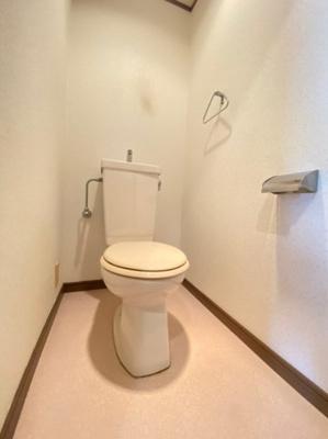【トイレ】リバーパレス中西