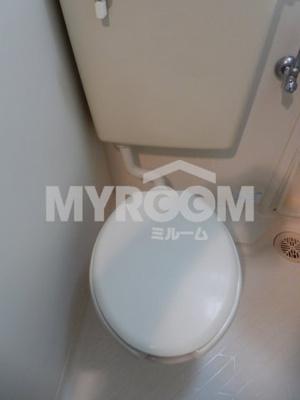 【トイレ】シャンテ松が丘