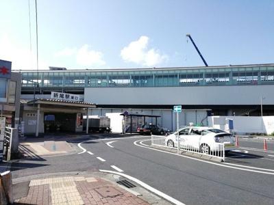 JR折尾駅まで2200m
