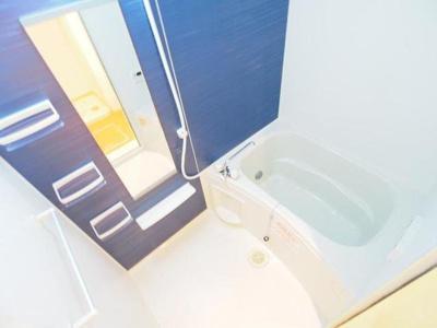 【浴室】サン・フレイムYABEⅡ B