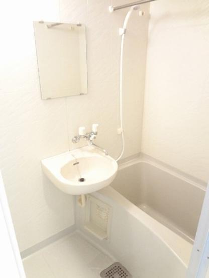 【浴室】プレール高円寺