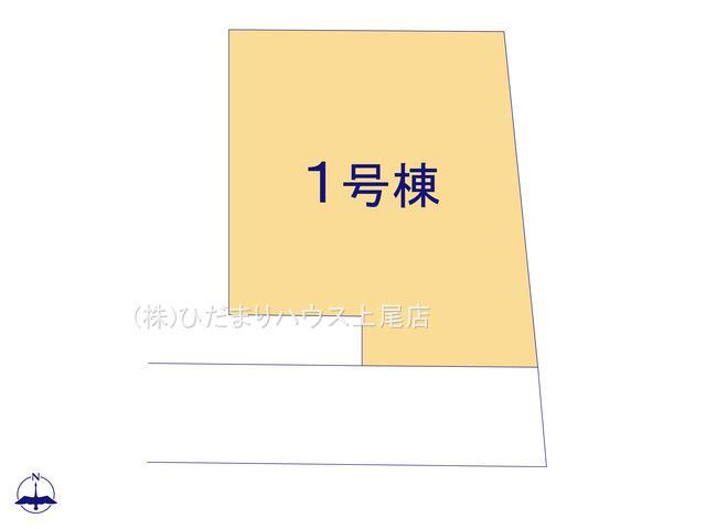 【区画図】西区三橋5丁目 新築一戸建て リーブルガーデン 01