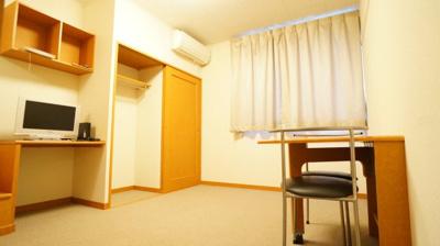 明るいお部屋で目覚めもスッキリ