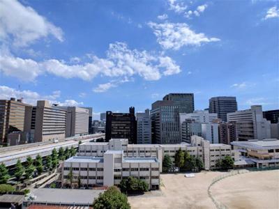 【展望】新大阪グランドハイツ一号棟