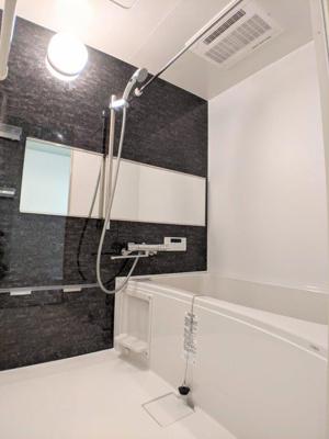 【浴室】新大阪グランドハイツ一号棟