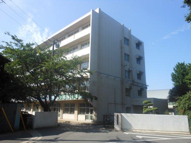 鎌ケ谷市立第三中学校