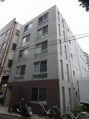 大森駅徒歩4分のマンションです