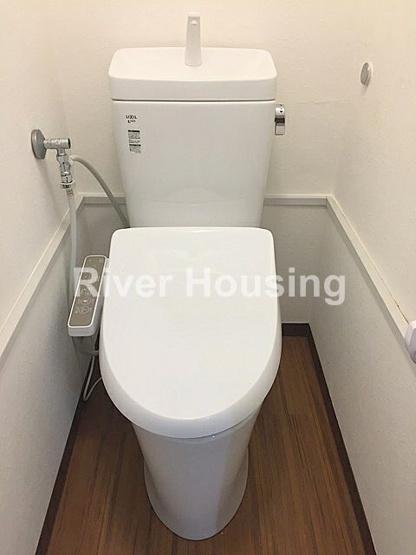 【トイレ】美山フラッツ