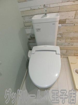 【トイレ】Tina八王子
