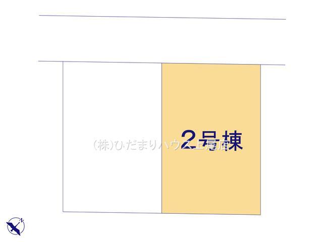 【区画図】西区土屋 5期 新築一戸建て グラファーレ 02
