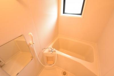 【浴室】グロワール長行 A棟