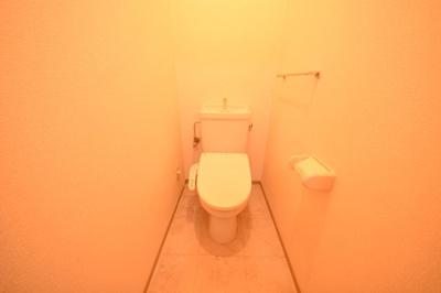 【トイレ】グロワール長行 A棟