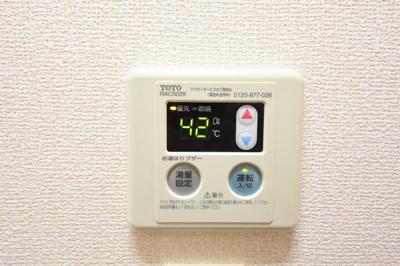 【設備】プレジデントタカヤ6 B棟