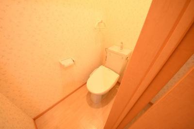 【トイレ】プレジデントタカヤ6 B棟