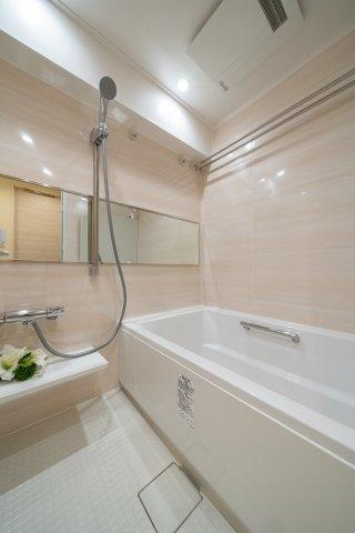 【浴室】パークノヴァ池袋要町