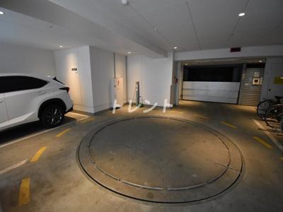 【駐車場】オープンレジデンシア銀座エスト